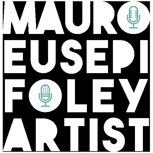 Mauro Eusepi Foley Artist Logo